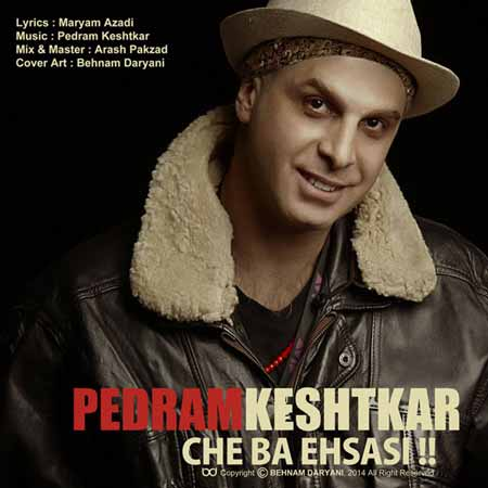 Pedram دانلود آهنگ جديد پدرام كشتكار به نام چه با احساسي