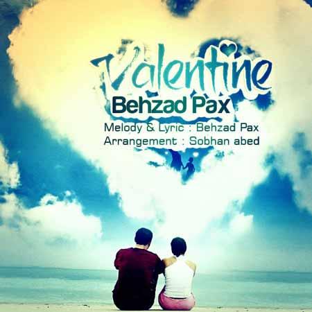 Behzad دانلود اهنگ جدید بهزاد پکس به نام والنتاین