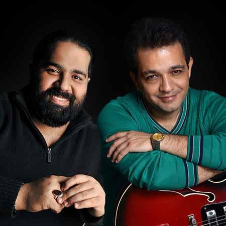 Reza Sadeghi  Ft دانلود آهنگ جدید رضا صادقی و امید حجتی به نام یروز از پیش تو میرم
